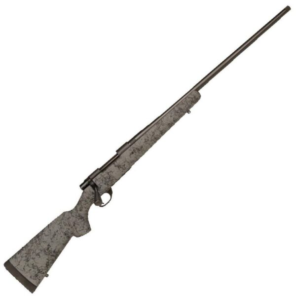 """Howa HS Precision 6.5 Creedmoor Bolt Action Rifle 22"""" Barrel 5 Rounds Synthetic Stock Gray/Black Finish"""