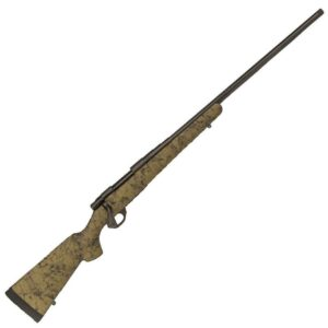 """Howa HS Precision 6.5 Creedmoor Bolt Action Rifle 22"""" Barrel 5 Rounds Synthetic Stock Green/Black Finish"""