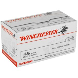 WINCHESTER 45 AUTO RANGE PACK 500 Rds