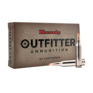 Hornady Outfitter, .270 WSM, GMX, 130 Grain, 500 Rounds